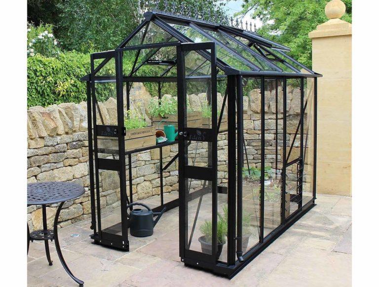 Black Eden Birdlip Greenhouse