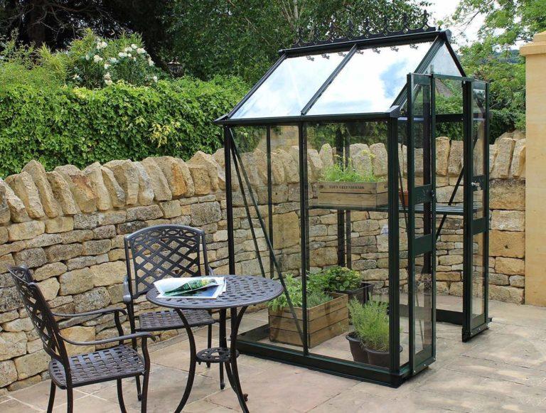 Green Eden Birdlip Greenhouse