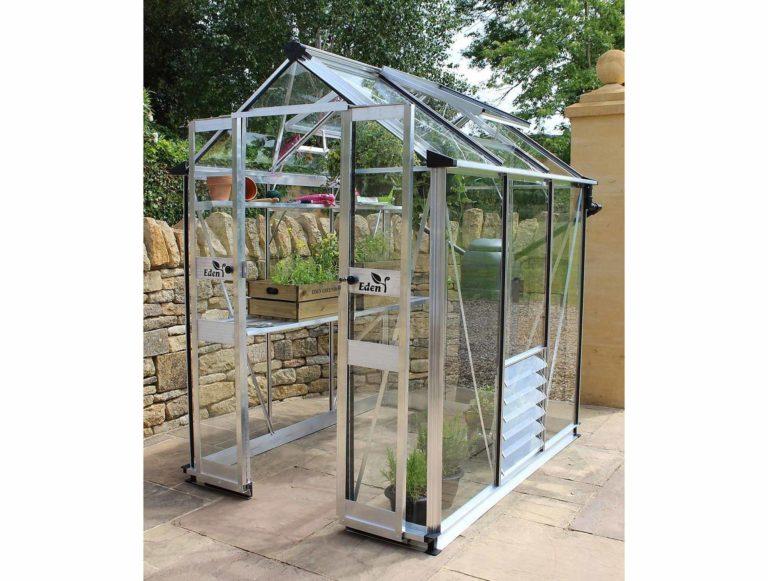 Silver Eden Birdlip Greenhouse
