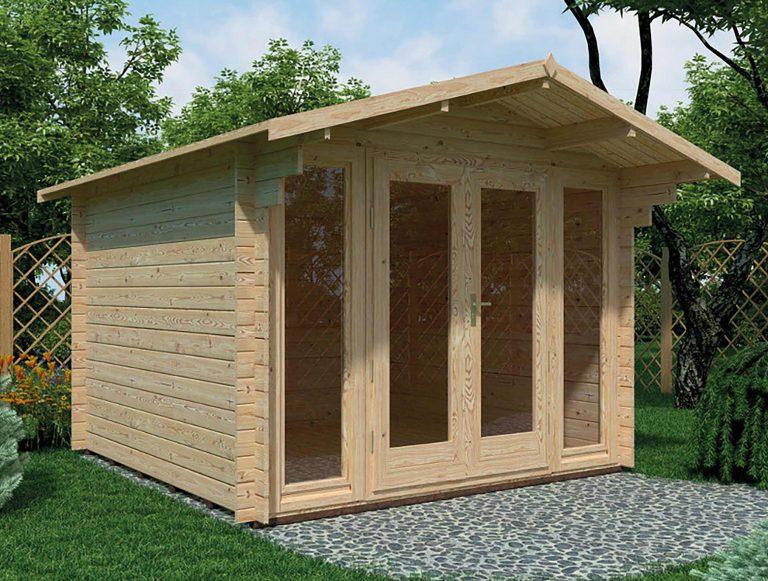 Faversham Log Cabin