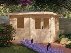 Corner Style Log Cabins