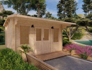 Ramsgate Log Cabin
