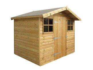 Shed Style Summerhouse
