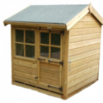 4ft (W) x 4ft (D) Wendyhouse
