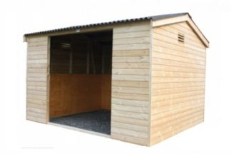 Field Shelter Pressure Treated