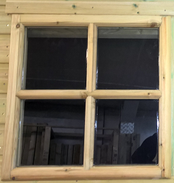Upgrade to Georgian Fixed Window (1 Window)