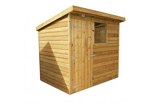 Pent Shed Pressure Treated