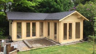 Bespoke Log Cabins
