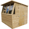 Single Potting Shed