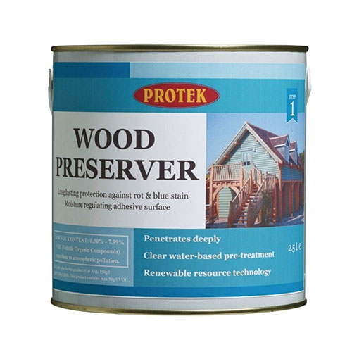 5L Protek Wood Preserver