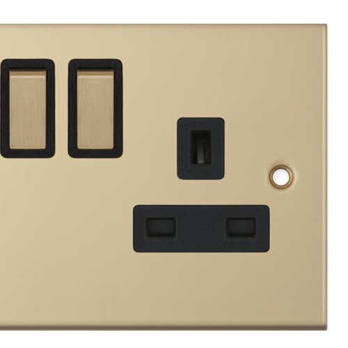 Electrics Package (Brass sockets)
