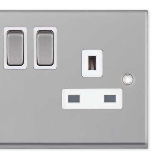 Electrics Package (Chrome sockets)