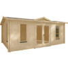 Clockhouse Log Cabins icon