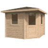 Corner Log Cabins icon
