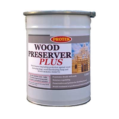 5L Protek Wood Preserver PLUS