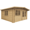 Twinskin Log Cabins icon