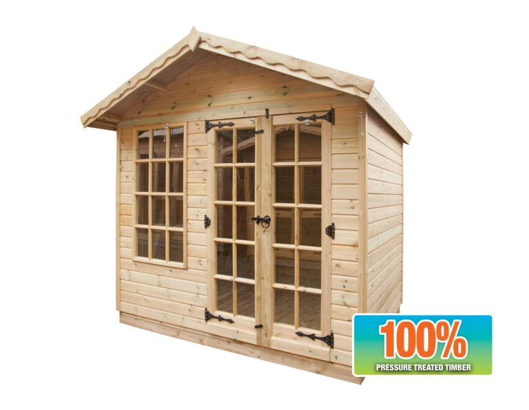 Budget Georgian Summerhouses